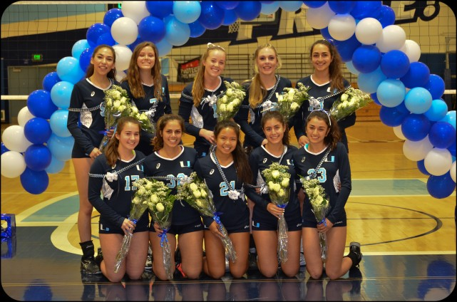 girls-volleyball-senior-night