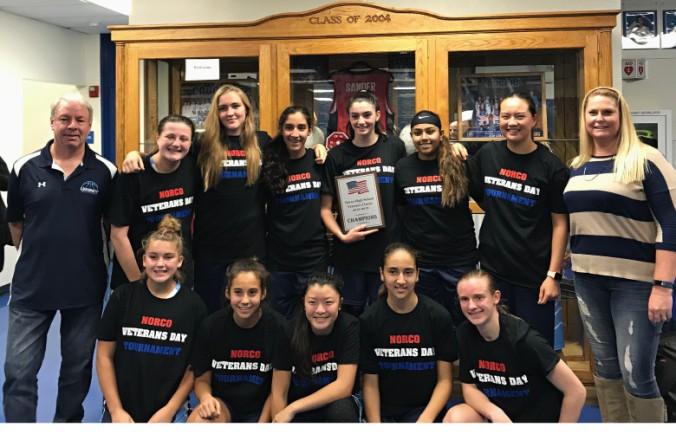 Girls Basketball 11.19.18