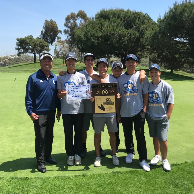boys golf cif
