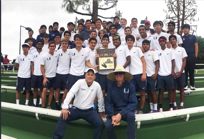 Tennis CIF champs