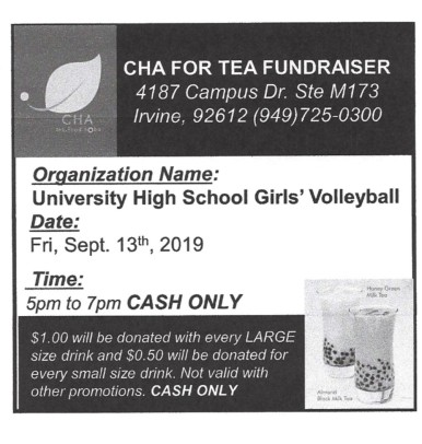 GVB Cha Tea FUnd