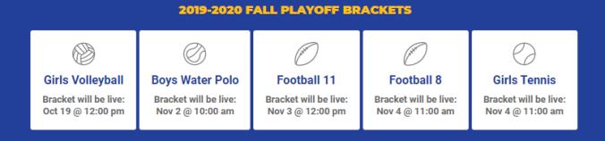 playoff brackets