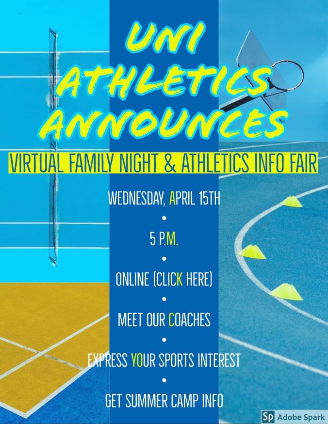 Athletic Fair
